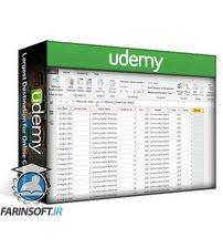 دانلود Udemy Powerful Reports and Dashboards with Microsoft Power BI