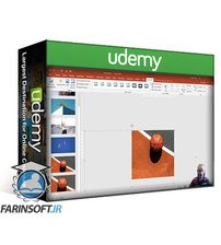 دانلود Udemy PowerPoint Masterclass – Presentation Design & Animation