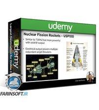 دانلود Udemy Rocket Engineering and Interstellar Space Propulsion