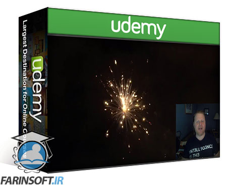 دانلود Udemy Step-By-Step: Create C# Database Driven WinForm Desktop Apps