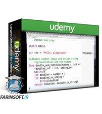 دانلود Udemy The App Developer Bootcamp