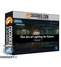 دانلود CG Cookie The Art of Lighting for Games
