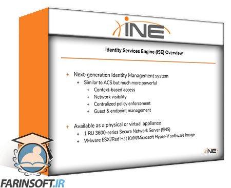 دانلود INE Identity Services Engine (ISE)