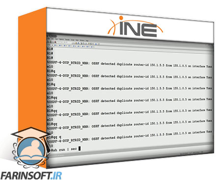 دانلود INE Open Shortest Path First (OSPF) – Deep Dive