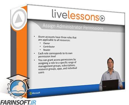 دانلود LiveLessons Exam AZ-103 Microsoft Azure Administrator