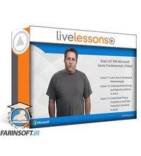 دانلود LiveLessons Exam review: AZ-900 Microsoft Azure Fundamentals