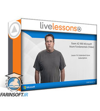 دانلود LiveLessons Microsoft Press Exam AZ-900 Microsoft Azure Fundamentals