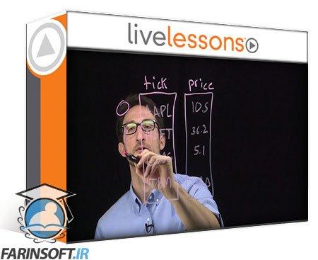 دانلود LiveLessons Programming with Data Python and Pandas