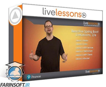دانلود LiveLessons Reactive Spring Boot