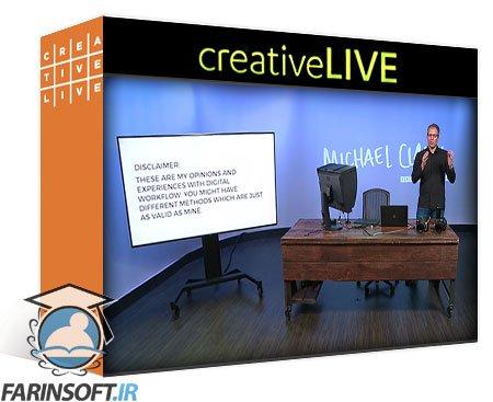 دانلود CreativeLive The Professional Photographer's Digital Workflow