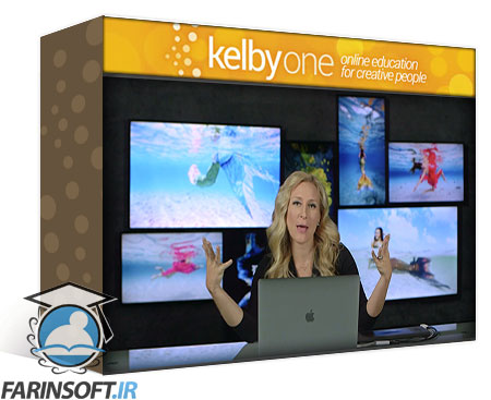 دانلود KelbyOne Lightning Fast Actions in Photoshop