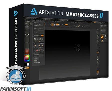 دانلود ArtStation Intro to UE4 VFX: Waterfall