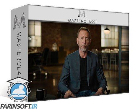 دانلود MasterClass Chris Voss Teaches the Art of Negotiation