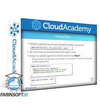 دانلود Cloud Academy Using Strings