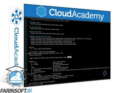 دانلود Cloud Academy Microsoft Azure Virtual Network 2020