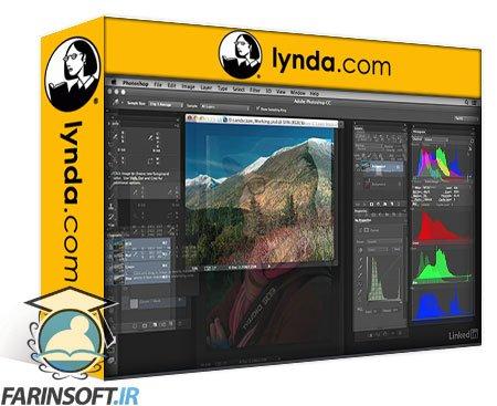 دانلود lynda Photoshop Color Correction: Advanced Projects