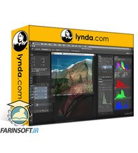 دانلود lynda Photoshop Color Correction: Advanced Projects