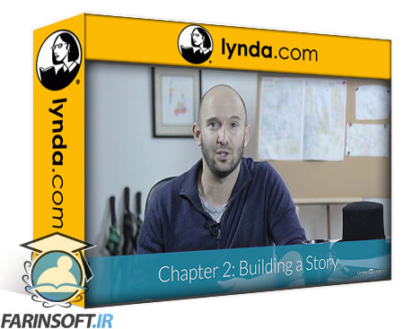 دانلود lynda Telling a Story to Build a Community