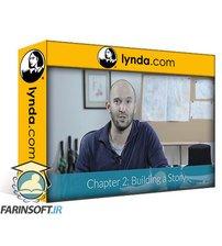 دانلود lynda Telling a Story to Build a Community