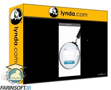 دانلود lynda UX for Web Forms
