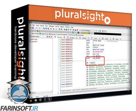 دانلود PluralSight Defeating Anti-reverse Engineering and Anti-debugging Techniques