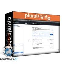 دانلود PluralSight Getting Started with GitHub Desktop