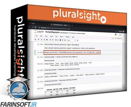 دانلود PluralSight Interpreting Data Using Statistical Models with Python