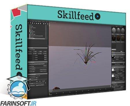 دانلود Skillshare How to Present Your 3D Art for Your Portfolio