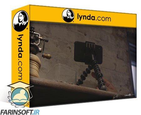 دانلود lynda Creating Online Video with the iPhone