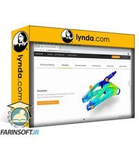 دانلود lynda Learning Fusion 360