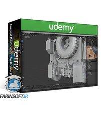 دانلود Udemy Blender 2.8 Game Vehicle Creation
