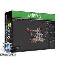 دانلود Udemy Blender 2.8 Model Texture Animation & Simulation Full Guide