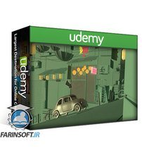 دانلود Udemy Understand environment creation and composition in 3D