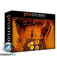 دانلود ProStudio Live PRODUCING & RECORDING A FULL BAND
