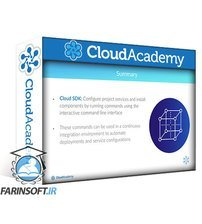 دانلود Cloud Academy Setting up a Google Cloud Platform Environment
