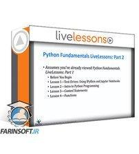 دانلود LiveLessons Python Fundamentals