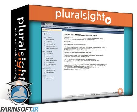 دانلود PluralSight MySQL Fundamentals 2 Parts