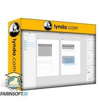 دانلود lynda Applied Interaction Design: Accordion Folds