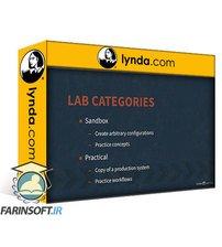دانلود lynda Building a Home IT Lab