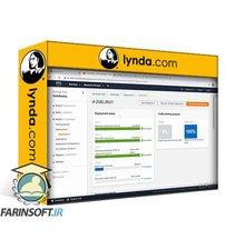 دانلود lynda Deploying Your AWS Application to the Cloud with Docker