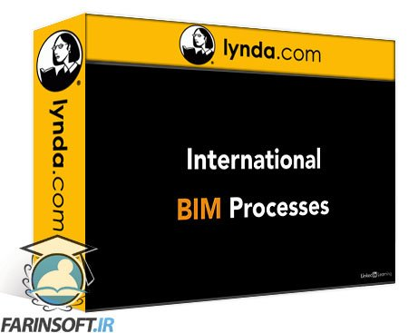 دانلود lynda Introduction to ISO Global BIM Standards