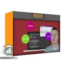 دانلود PacktPub Beginner HTML and CSS: Build your own personal blog!