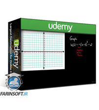 دانلود Udemy Algebra 2 & Trigonometry: A Complete High School Curriculum