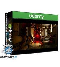 دانلود Udemy Submarine Interior Game Environment Creation in Blender