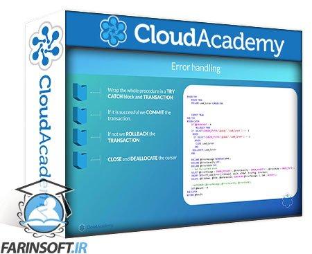 دانلود Cloud Academy Using SQL to Import and Validate Data from CSV Files