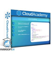 دانلود Cloud Academy Using SQL to Import and Validate Data from CSV Files