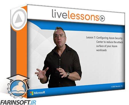 دانلود LiveLessons Azure Security Center