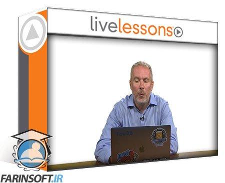 دانلود LiveLessons Pearson IT CCNP Security Cisco Identify Services Engine SISE 300-715 [ 2020 ]