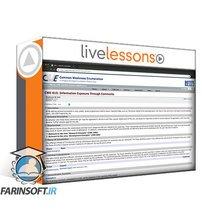 دانلود LiveLessons Pearson IT CompTIA PenTest Plus PT1-001