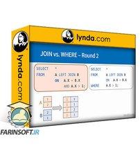 دانلود lynda Advanced SQL Logical Query Processing